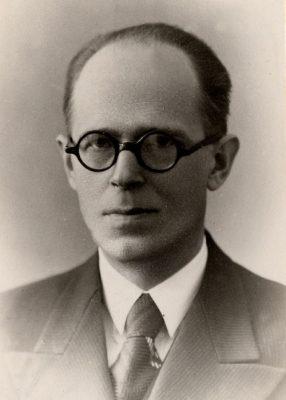 Johan Leppik. Foto: Archiv des Außenministeriums