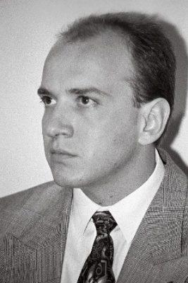 Kalev Stoicescu aastal 1993 (Foto: Rahvusarhiiv / Peeter Langovits)